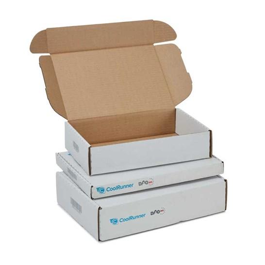 pizza style postal boxes. pizza style postal box
