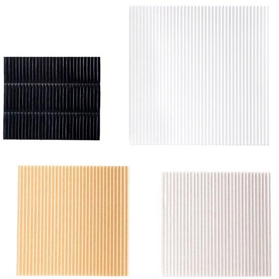 single face corrugated liner