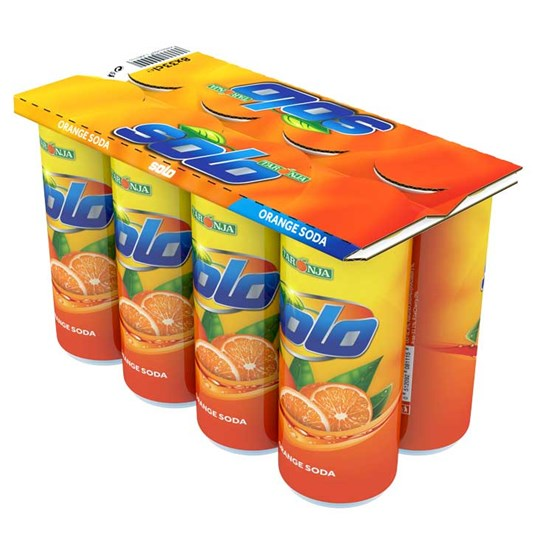 Top Clip, Can Topper, Sleek Can Multipack Solution,