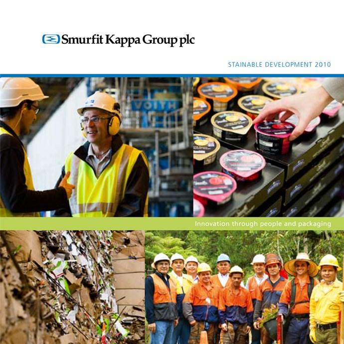 SKG Sustainable Development 2010