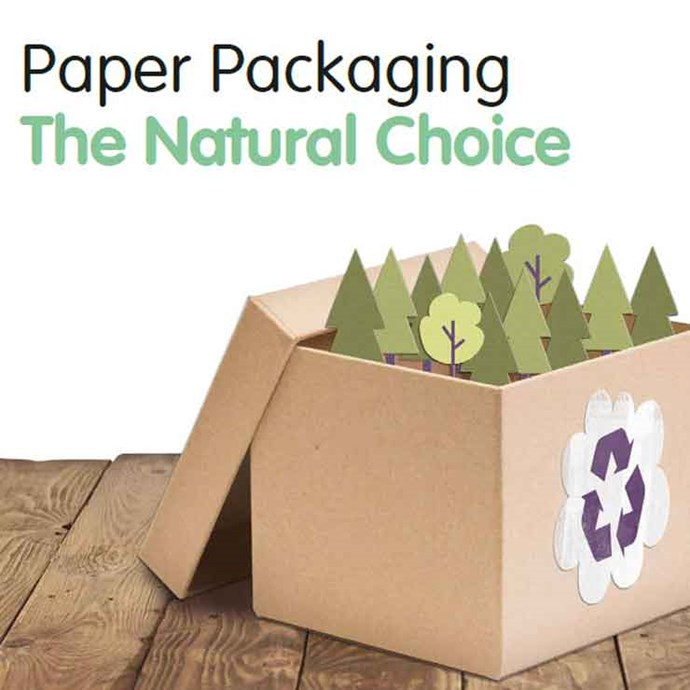 Paper Packaging the natural choice