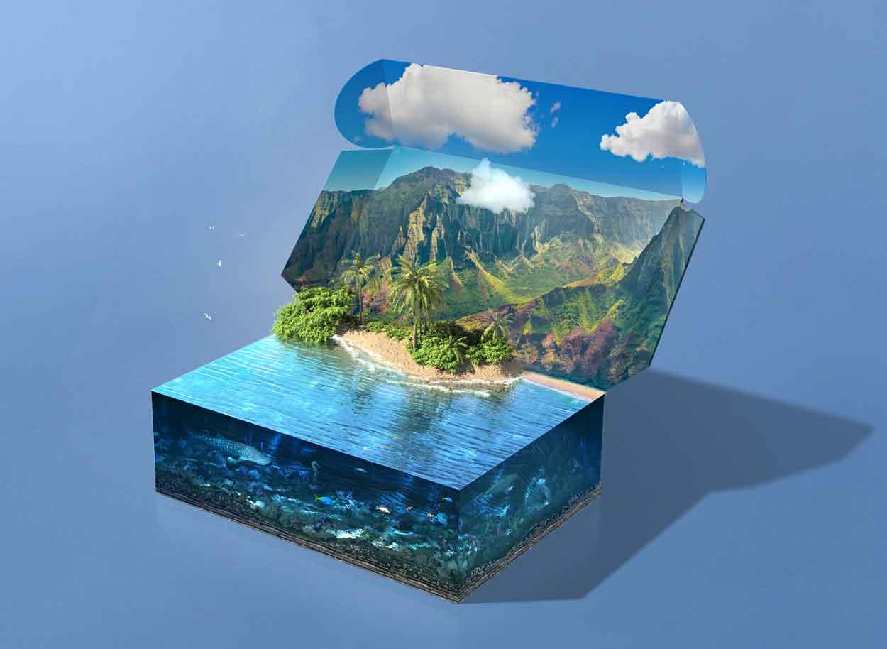 Better planet packaging ecommerce