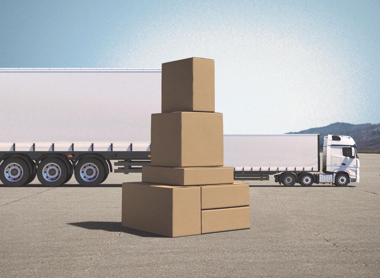eCommerce_Truck