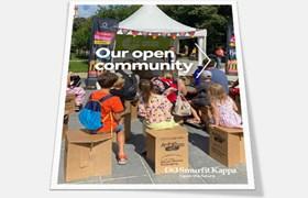Open Community Brochure