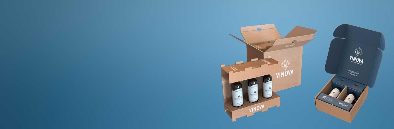 Multi Bottle Packaging, Packaging for multiple bottles