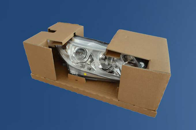Automotive Packaging, Car Parts Packaging