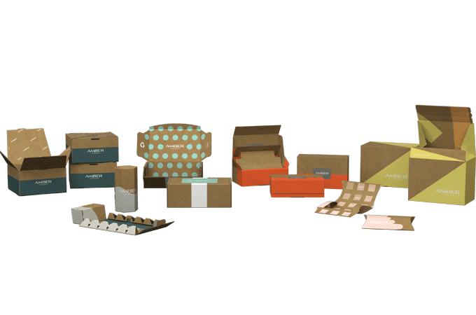 Health & Beauty eCommerce Packaging range