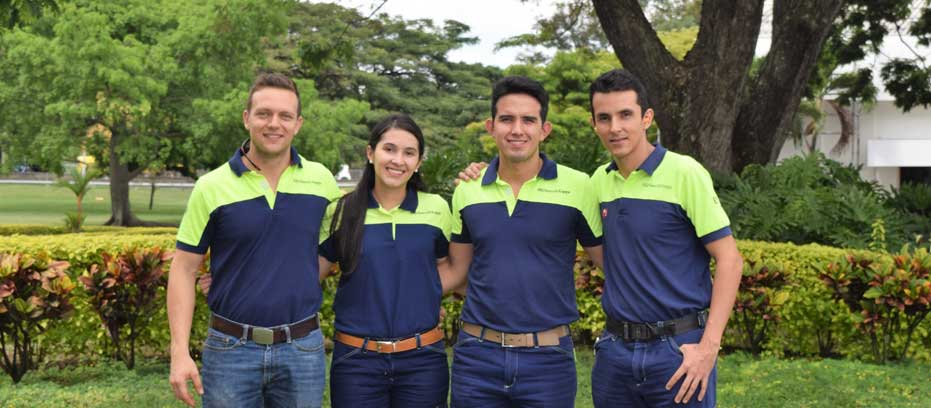 Smurfit Kappa Employees in Colombia