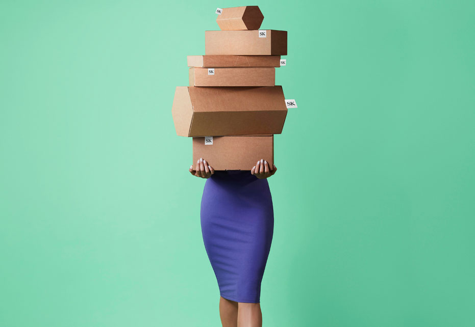 Fashion Packaging Portfolio