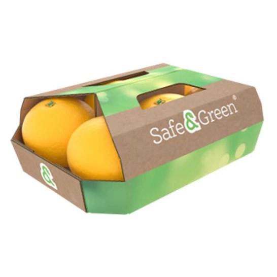 carrypack Punnet oranges