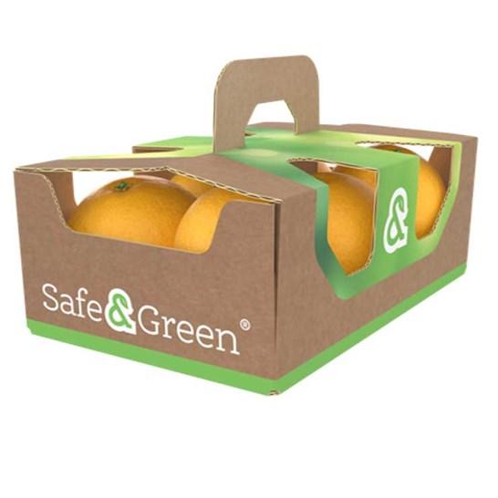 Takeaway Punnet Oranges