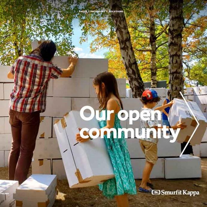 Open Open Community Brochure
