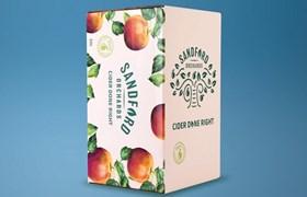 sandford orchards BIB Cider