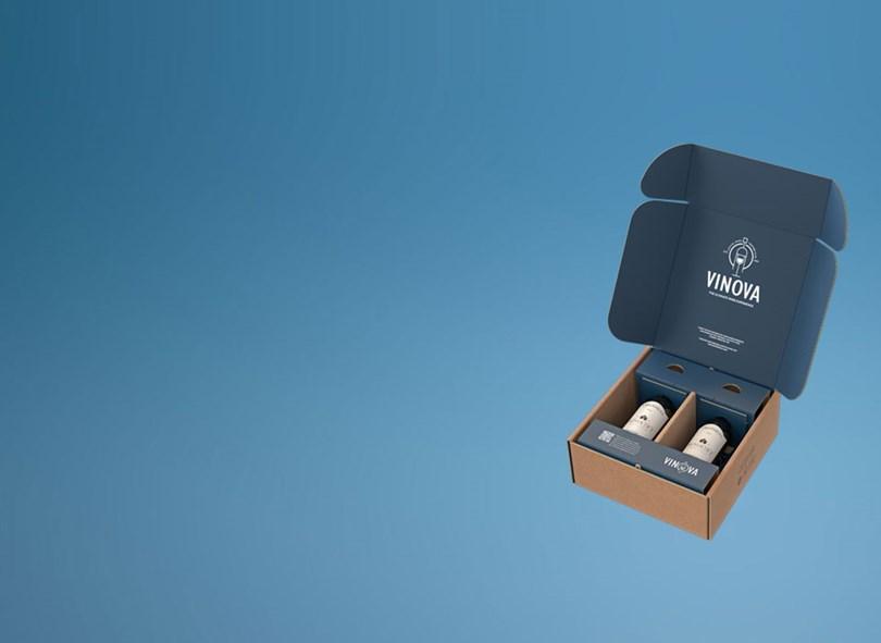 Botte-packaging, Packaging for bottle