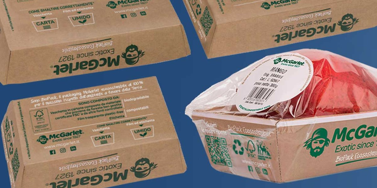 McGarlet Safe And Green Packaging