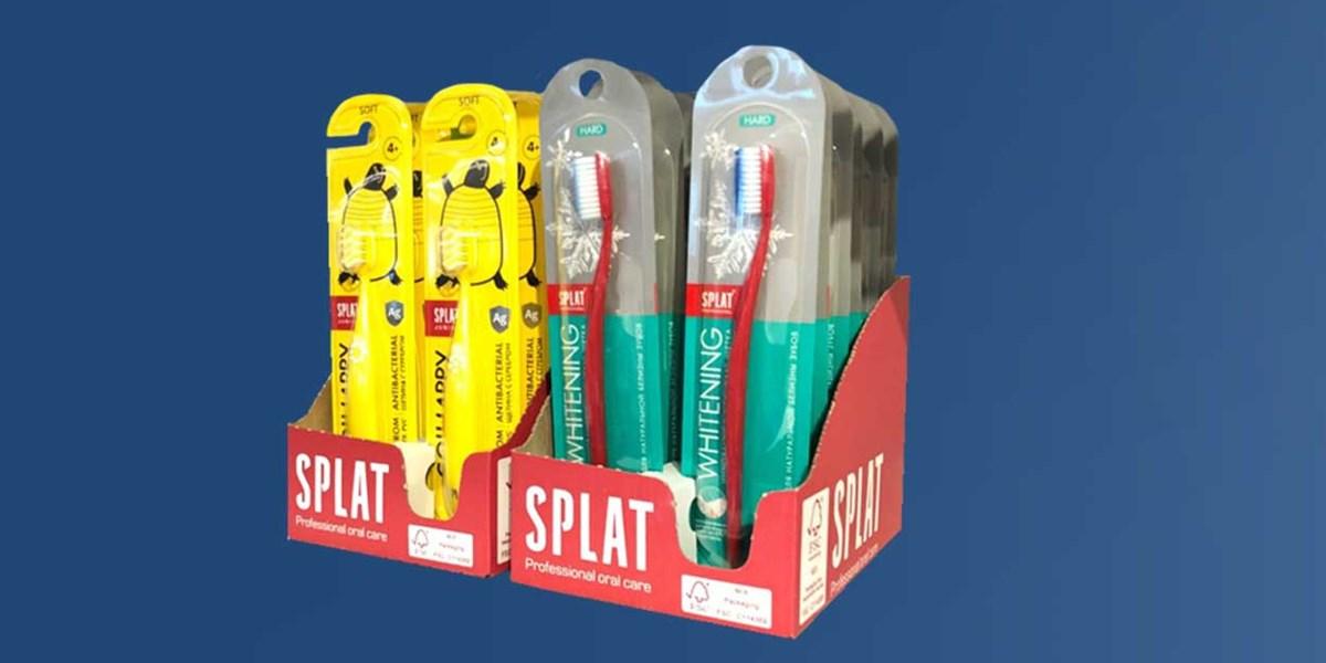 Splat Better Planet Packaging