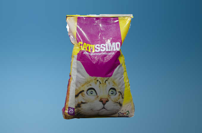Cat Litter Plastic Packaging