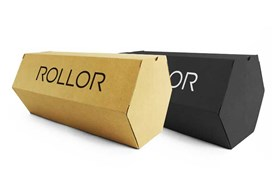 Rollor ecommerce fashion Packaging