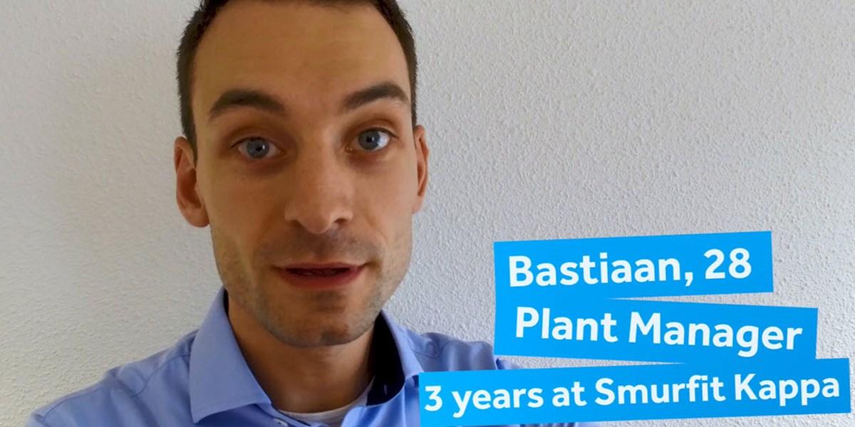 Talent Bastiaan